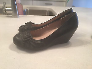 Black heels from Spring Size 10.