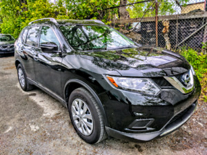 2015 Nissan Rogue S FWD ***LEASE TAKE OVER***