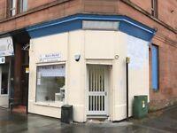 Commercial premises to rent - Rutherglen £100 per week