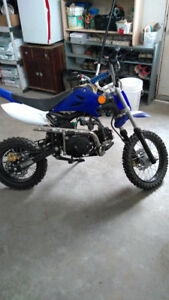 Kid's dirtbike