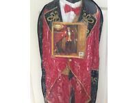 Brand new 'Ringmaster' Costume