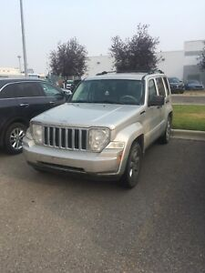 2008 Jeep Liberty loaded