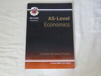 CGP AS Level Economics Complete Revision & Practice