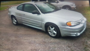 2002 Pontiac Grand Am Gt ram air Coupe (2 door)