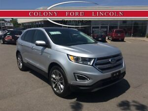 2016 Ford Edge FORD DEMO, ADAPT CRSE/COLL, PANROOF!