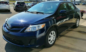2011 Toyota Corolla Base Sedan in excellent condition for Swap