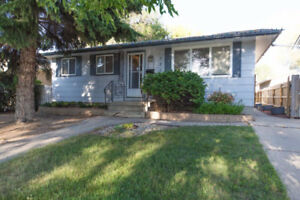 350 Forsyth Cres., Regina -WELL KEPT BUNGALOW W/ RENOVATED SUITE