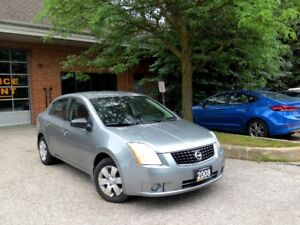 2010 Nissan Sentra,LOW KM,WINTER TIRES+ALL SEASON TIRES,CERT