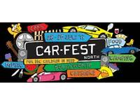 Car Fest North Family ticket
