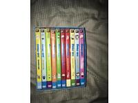 Family guy box set 1-9 + Uncovered