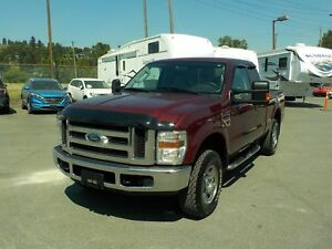 2008 Ford F-250 XLT SuperCab 6.5 foot Bed 4WD Power Stroke Diese
