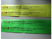 Glastonbarry Tickets