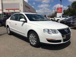 2010 Volkswagen Passat COMFORTLINE | LEATHER | ALLOYS | HEATED S