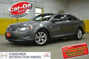 2011 Ford Taurus SEL TIPTRONIC HEATED SEATS SYNC ALLOYS