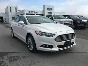 2014 Ford Fusion SE - NAV, HEATED LEATHER
