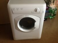 Hotpoint tumble dryer (vented)