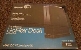 Seagate external 1Tb hard drive