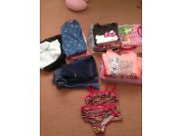 35 Piece Girls Clothes Bundle 5/6 years