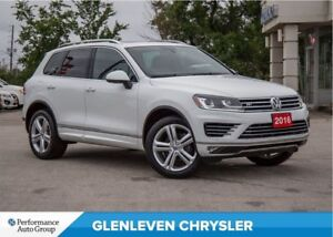 2016 Volkswagen Touareg Highline | R-LINE PKG | PANORAMIC ROOF |