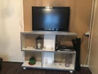 Tv 37inch and tv stand