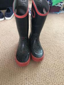 Bogs Rain Boots - size 2