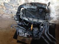 Seat Leon 1.9 TDi Engine BXE Golf Passat Caddy Altea LOW Miles 74K Turbo Included May Split