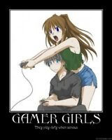 Looking to get to know a gamer girl