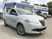 2012 Chrysler YPSILON SE Manual Hatchback