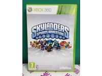 SKYLANDERS SPYROS ADVENTURE XBOX 360 DISC ONLY