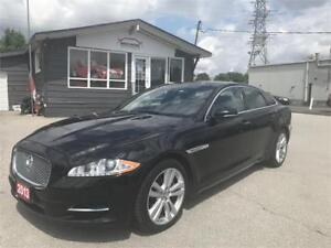 2013 Jaguar XJ|NAV|CAM|PANO|LEATHER|NO ACCIDENTS
