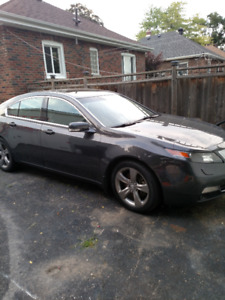 2012 Acura TL SH awd Sedan