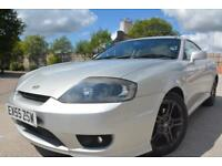 HYUNDAI COUPE SE 2.0 3 DOOR*LOW MILEAGE*LOVELY CONDITION*LEATHER INTERIOR*