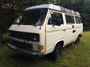 1983 Volkswagen Bus/Vanagon Other