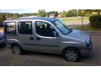 2003 FIAT DOBLO 1.9JTD 2003 DIESEL TURBODIESEL ESTATE MK1