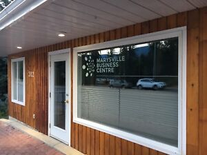 Office Space for rent in new Marysville Business Centre