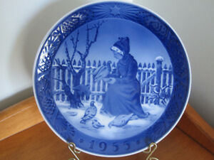 Collector Plates by Royal Copenhagen