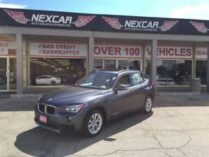 2013 BMW X1 XDRIVE AUT0 AWD LEATHER PANORAMIC ROOF 45K