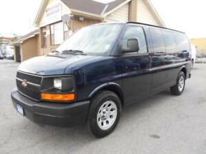 2009 CHEVROLET Express 1500 LS  8Passenger 5.3L ONLY 61,000KMs