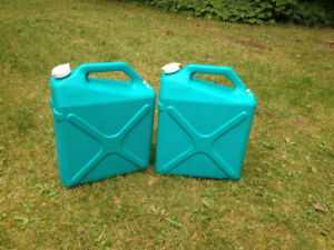 "Water Containers ""Reliance"" for sale."