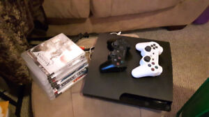 PS3 Assassin's Creed Pack - 6 games - 2 controllers