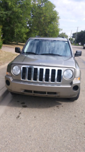 *Reduced for quick sale * 5 spd standard 2008 Jeep Patriot