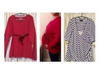 Huge Maternity Bundle, size 18-20