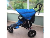Out N About V4 Nipper 360 'Immaculate' Buggy Pushchair