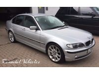 Bargain TRADE to clear BMW 318 SE, Part exchange to clear 148k mot'd, ready to drive away very tidy