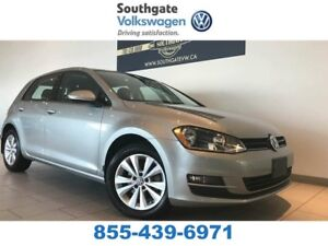 2015 Volkswagen Golf COMFORTLINE | Leather | Sunroof | Heated Se