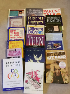 Assorted Books GONE!!!