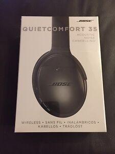 Bose quietcomfort 35 neuf a vendre