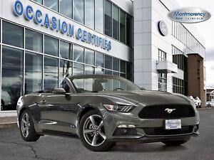 2016 Ford Mustang V6 CUIR+CAMÉRA+SYNC