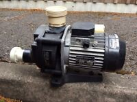 Jacuzzi Water pump