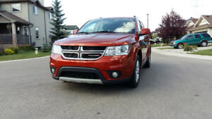 2012 Dodge Journey SUV, Crossover SXT